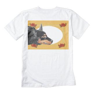 I Love My Australian Kelpie Herding Dog Zazzle HEART T-Shirt