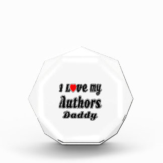 I Love My Authors Daddy Awards