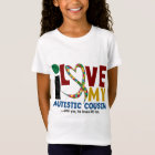I Love My Autistic Cousin 2 AUTISM AWARENESS T-Shirt