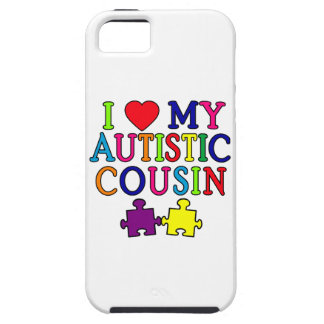 I Love My Autistic Cousin T-shirt iPhone 5 Covers