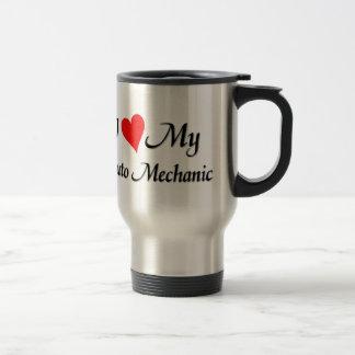 I love my Auto Mechanic Travel Mug