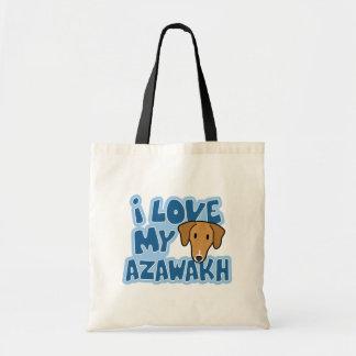 I Love My Azawakh Bag