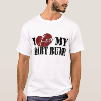 I Love My Baby Bump T-Shirt