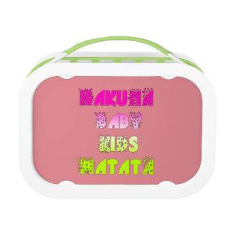 I love my Baby Kids Yubo Lunch Box
