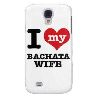 I love my bachata Boyfriend Samsung Galaxy S4 Case