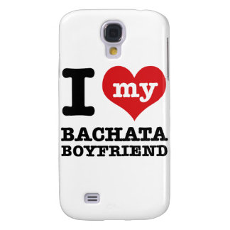 I love my Bachata husband Galaxy S4 Cover