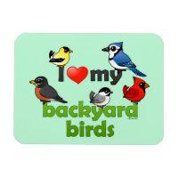 I Love My Backyard Birds 3