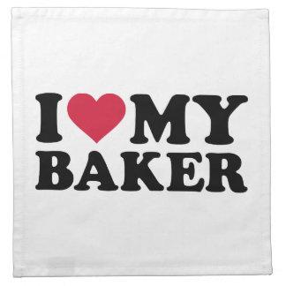 I love my Baker Cloth Napkins