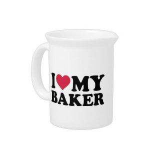 I love my Baker Pitchers