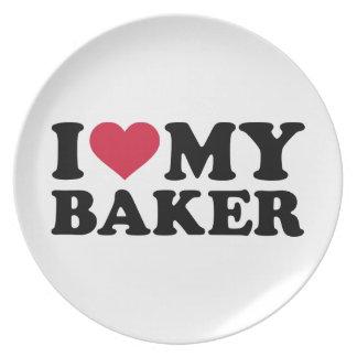 I love my Baker Plate