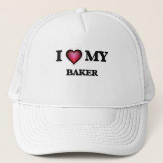 I love my Baker Trucker Hat