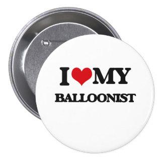 I love my Balloonist Pin