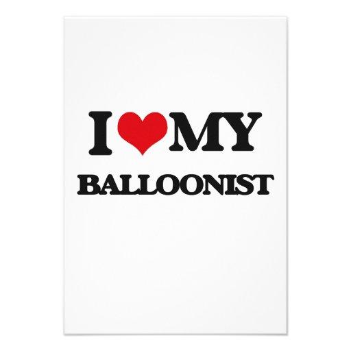 I love my Balloonist