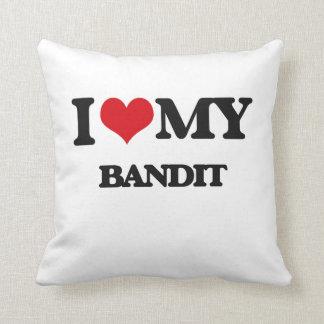 I love my Bandit Pillows
