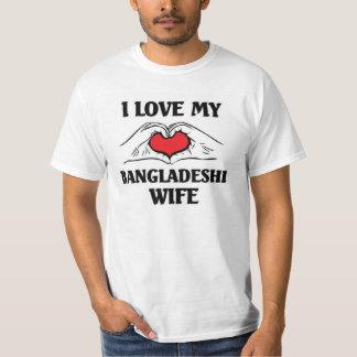 I love my Bangdeshi Wife T-Shirt