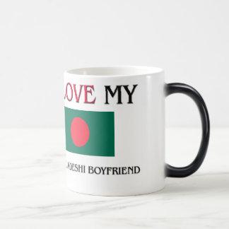 I Love My Bangladeshi Boyfriend Magic Mug
