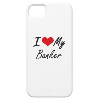 I love my Banker iPhone 5 Cases
