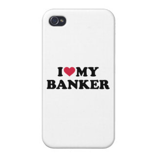I love my banker cases for iPhone 4