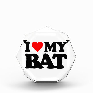 I LOVE MY BAT AWARD