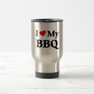 I love my BBQ Travel Mug