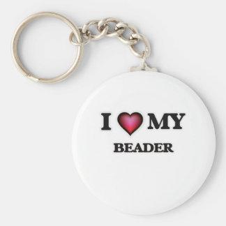I love my Beader Keychain