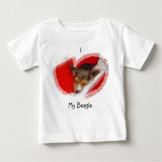 I love my beagle shirt 1