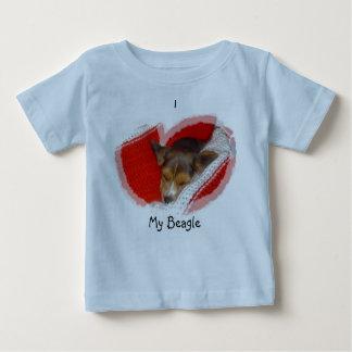 I love my beagle shirt 2