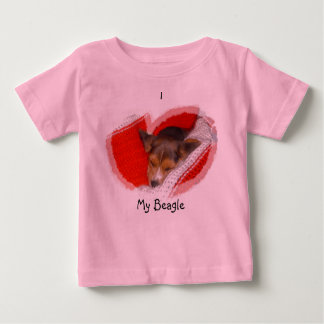 I love my beagle shirt 3