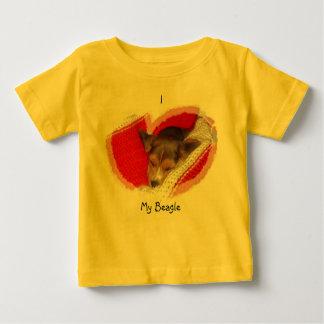 I love my beagle shirt 4