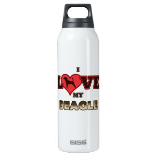 I Love My Beagle SIGG Thermo 0.5L Insulated Bottle
