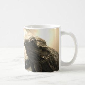 I love my Beardie! Mug