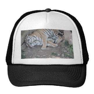 I love my bed! trucker hat