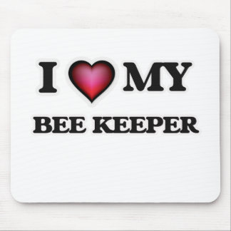 I love my Bee Keeper Mouse Pad