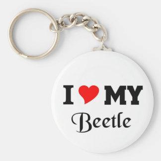 I love my Beetle Keychain