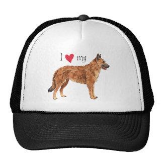 I Love my Belgian Laekenois Trucker Hat