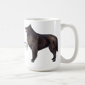 I Love my Belgian Sheepdog Coffee Mug