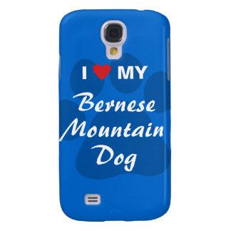 I Love My Bernese Mountain Dog Samsung S4 Case