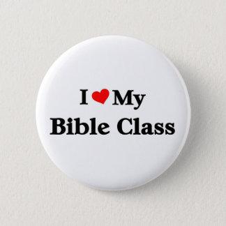 I love my Bible Class Button
