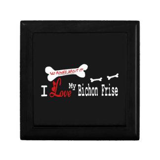 I Love My Bichon Frise Gift Box