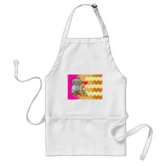 I Love my big Sister Gift Multi Products Adult Apron