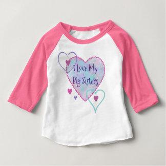 I Love My Big Sisters Shirt