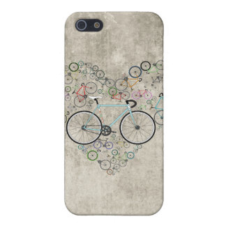 I Love My Bike Case For iPhone SE/5/5s