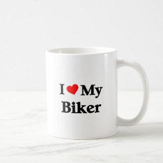 i love my Biker Mug