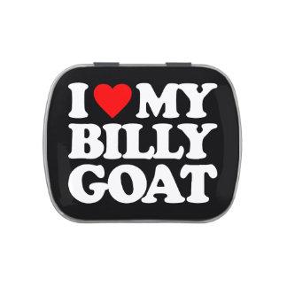 I LOVE MY BILLY GOAT JELLY BELLY TIN