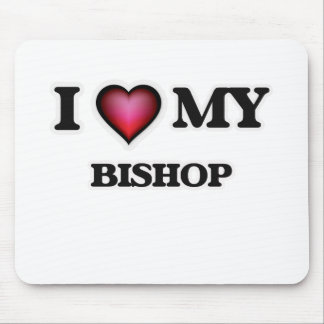 I love my Bishop Mouse Pad