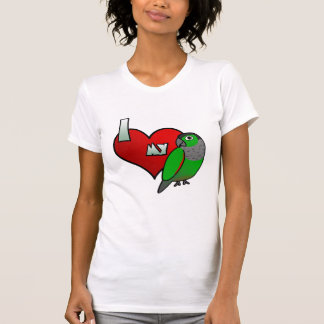 I Love my Black Capped Conure T-Shirt