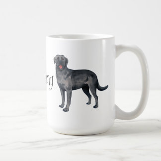 I Love my Black Lab Coffee Mug