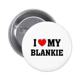 I love my blankie pin