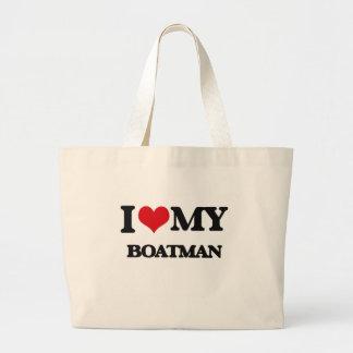I love my Boatman Tote Bags