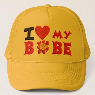 I love My Bobe Trucker Hat